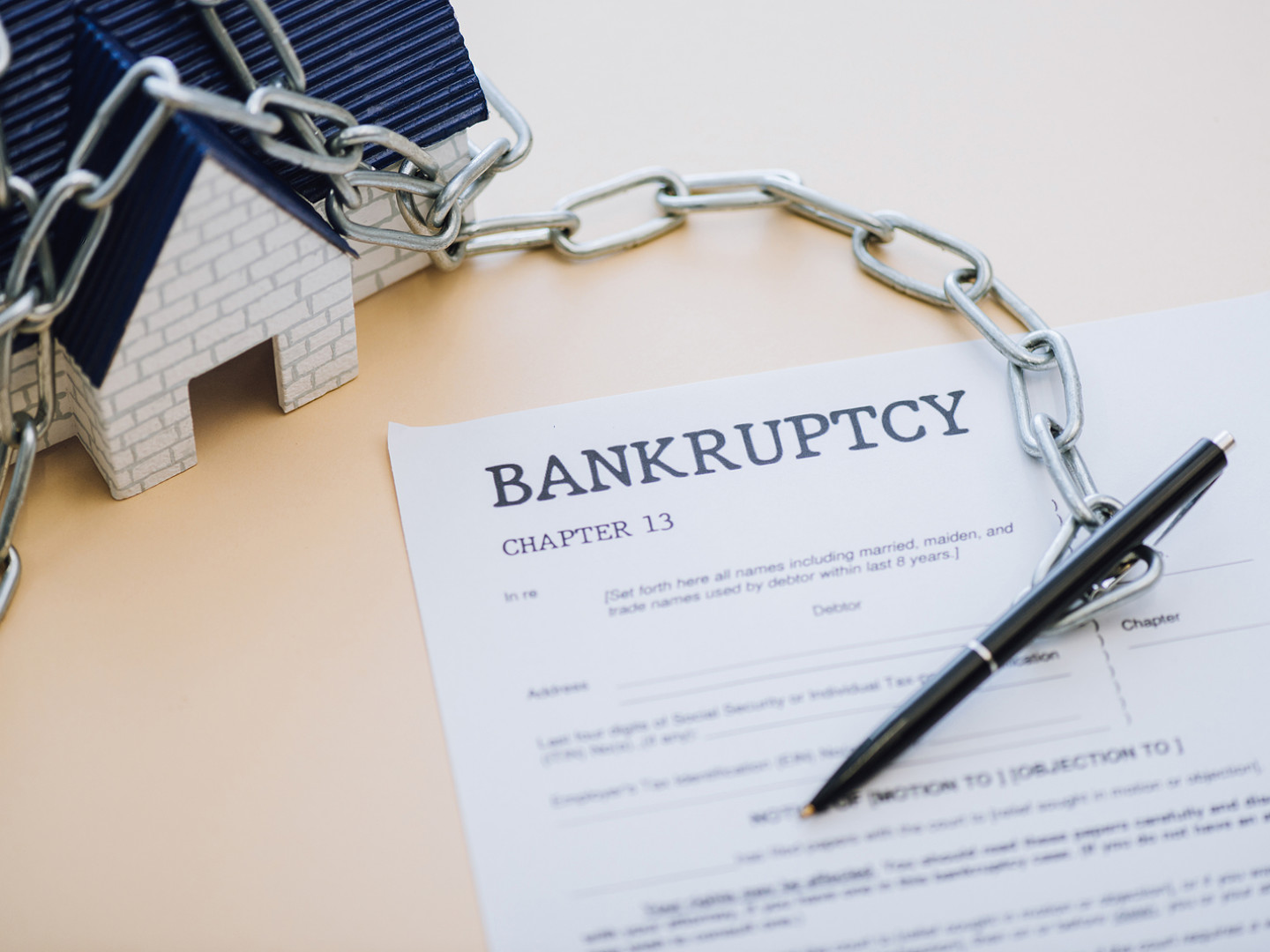 The benefits of Chapter 13 bankruptcy
